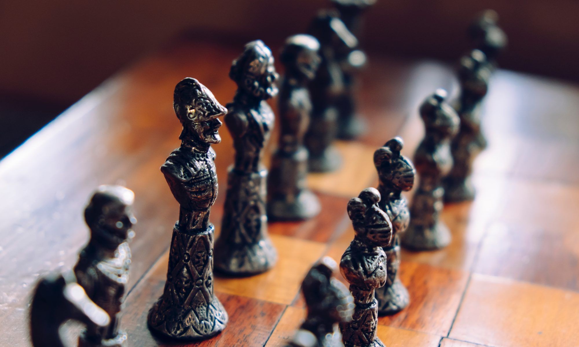 Qualify for Medicaid Chess
